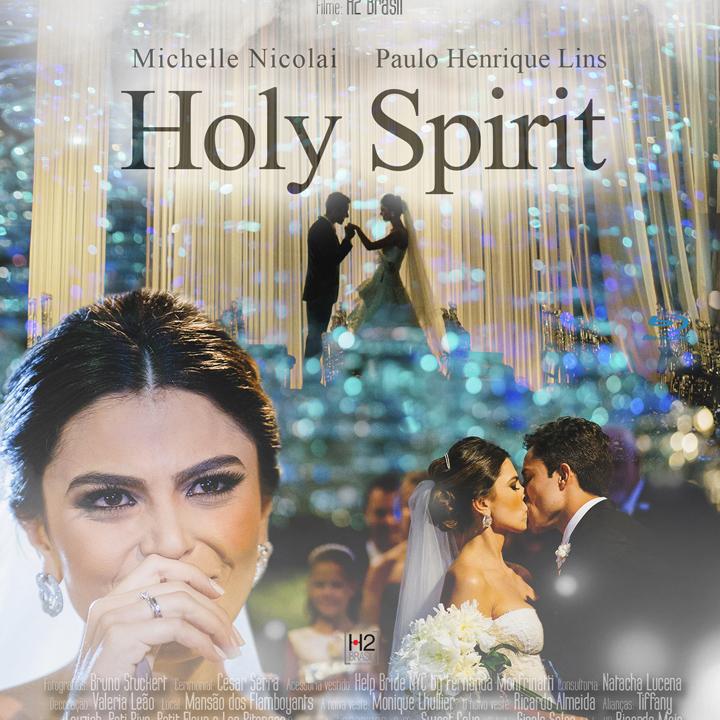 Michelle Nicolai & Paulo Henrique Lins em - Holy Spirit | Brasília-DF