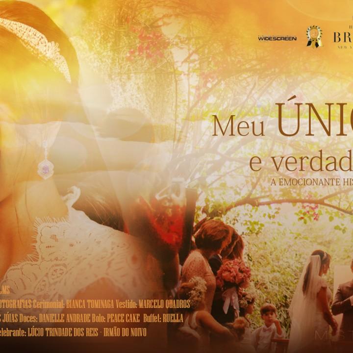 Meu único e verdadeiro Amor / Marcella & Lucas / Ruella Bistrô-SP