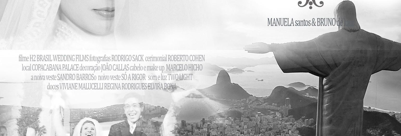 Manuela & Bruno - Copacabana Palace