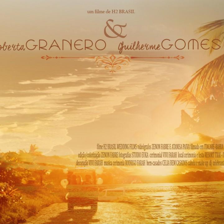Roberta Granero & Guilherme Gomes - Txai Resort - Itacaré/BA