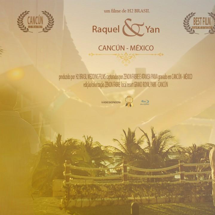 Raquel & Yan | Cancún - México