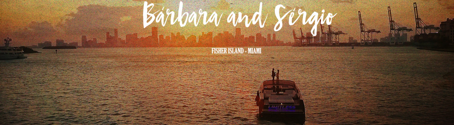 FISHER ISLAND MIAMI WEDDING | BARBARA & SERGIO | WEDDING FILM